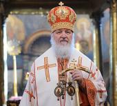 Слово Святейшего Патриарха Кирилла в день Радоницы в Архангельском соборе Кремля