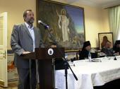 В Донском монастыре прошел круглый стол «Роль казачьих СМИ в духовно-нравственном развитии казачества»