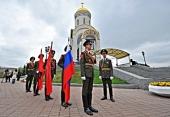 6 мая на Поклонной горе в Москве пройдет общероссийский Георгиевский парад