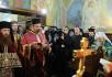 Визит Святейшего Патриарха Кирилла в Болгарскую Православную Церковь. Молебен в Синодальной часовне. Встреча со Святейшим Патриархом Болгарским Максимом