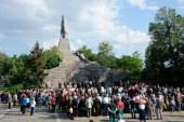 Святейший Патриарх Кирилл возложил в Пловдиве венки к памятникам русским воинам — освободителям Болгарии