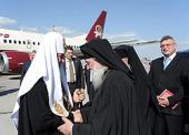 Завершился первый официальный визит Святейшего Патриарха Кирилла в Болгарскую Православную Церковь