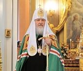 Слово Святейшего Патриарха Кирилла в Покровском ставропигиальном монастыре в день памяти блаженной Матроны Московской