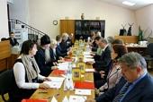 Состоялось очередное заседание совместной рабочей группы Государственного антинаркотического комитета и Русской Православной Церкви