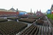 Члены Священного Синода Русской Православной Церкви присутствовали на параде Победы