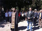 Память воинов Великой Отечественной войны почтили на приходах Московского Патриархата в разных странах мира