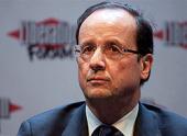 Патриаршее поздравление избранному Президенту Французской Республики Франсуа Олланду