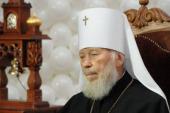 Блаженнейший митрополит Киевский и всея Украины Владимир выписан из больницы