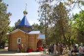 На Ставрополье освящен обыденный храм, переданный в дар краю Правительством Москвы