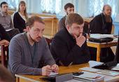 Синодальный информационный отдел проводит в Санкт-Петербурге краткосрочные курсы повышения квалификации сотрудников православных СМИ