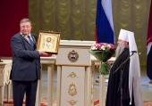 Управляющий делами Московской Патриархии передал новым главам Республики Мордовия и Самарской области Патриаршие поздравления со вступлением в должность