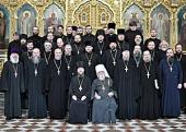 В Таллине прошел Собор Эстонской Православной Церкви