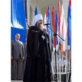 Глава Донской митрополии принял участие в церемонии открытия Ростовского филиала Центра национальной славы