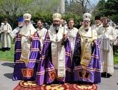 В США торжества по случаю пятой годовщины воссоединения Русской Зарубежной Церкви и Московского Патриархата начались с совершения панихиды по приснопамятным Патриарху Алексию II и митрополиту Лавру