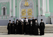 Делегация Русской Зарубежной Церкви посещает Нижегородскую епархию
