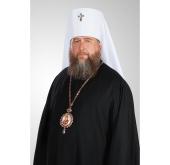 Патриаршее поздравление митрополиту Астанайскому и КазахстанскомуАлександрус 55-летиемсо дня рождения