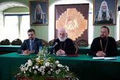 В Московской духовной академии прошла презентация канала киностудии «Богослов» на YouTube