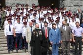 В Волгограде прошел III Съезд православной казачьей молодежи Юга России