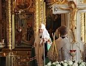 Слово Предстоятеля Русской Церкви перед панихидой в Богоявленском соборе по Патриарху Алексию II и митрополиту Лавру