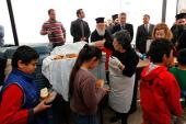 Русская Православная Церковь собрала в помощь неимущим Греции более 17 миллионов рублей