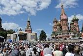 Приветствие мэра Москвы С.С. Собянина участникам церемонии открытия Дня славянской письменности и культуры в столице
