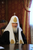 Встреча Святейшего Патриарха Кирилла и Блаженнейшего Архиепископа Иеронима с Президентом России В.В. Путиным