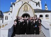 В Валаамском монастыре прошли очередные образовательные чтения, посвященные Году российской истории