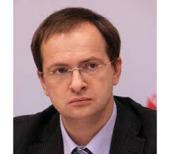 Патриаршее поздравление В.Р.Мединскому с назначением на пост Министра культуры Российской Федерации