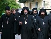 Делегация Константинопольского Патриархата посетила Троице-Сергиеву лавру и Московскую духовную академию
