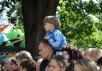 Традиционный детский праздник в Переделкине