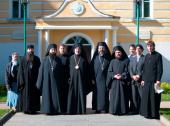 Завершилось пребывание делегации Константинопольской Православной Церкви в Москве