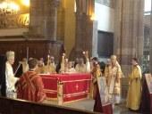 Епископ Корсунский Нестор принял участие в работе конгресса Православного братства Западной Европы