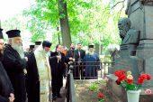 Блаженнейший Архиепископ Иероним принял участие в торжественном приеме в Александро-Невской лавре