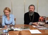 Состоялась презентация обновленного журнала «Православный паломник»