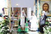 Слово Святейшего Патриарха Кирилла в Успенском кафедральном соборе г. Астаны