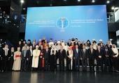 Святейший Патриарх Кирилл принял участие в работе IV Съезда лидеров мировых и традиционных религий