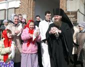 Епископ Искитимский Лука: Будем искать Царствие Небесное, а в остальном — Господь поможет