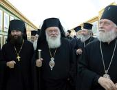Блаженнейший Архиепископ Иероним: Те, кто пытается использовать веру в националистических целях, находятся вне истины