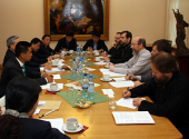 Заместитель председателя Отдела внешних церковных связей встретился с делегацией Китайского комитета Всемирной конференции «Религии за мир»