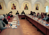 Определены основные этапы разработки Образовательной концепции Русской Православной Церкви в части, относящейся к сфере деятельности Синодального отдела религиозного образования