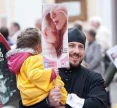 Началась общероссийская акция «Россия за жизнь! Россия без абортов!»