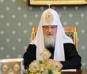 Завершился первый день заседания Священного Синода Русской Православной Церкви