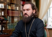 Епископ Пятигорский Феофилакт: Это первый опыт прямого сотрудничества епархии и академии