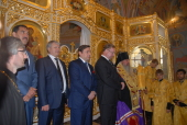 В Ингушетии завершено строительство православного храма