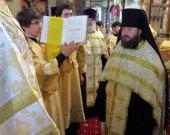 Игумен Софроний (Китаев), избранный епископом Губкинским и Грайворонским, возведен в сан архимандрита