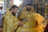 Игумен Иларион (Кайгородцев), избранный епископом Кинешемским и Палехским, возведен в сан архимандрита