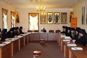 Управляющий делами Московской Патриархии рассказал новопоставленным архиереям о своем опыте выстраивания епархиальной деятельности