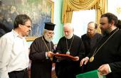 Московскую духовную академию посетили иерархи Кипрской Православной Церкви