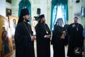 Санкт-Петербургскую духовную академию посетила делегация Кипрской Православной Церкви