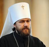 Митрополит Волоколамский Иларион: «Для радикальных мусульман любой христианин — враг»